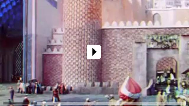 Zum Video: Der Dieb von Bagdad