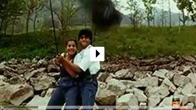 Zum Video: Wer zuerst kommt, kriegt die Braut