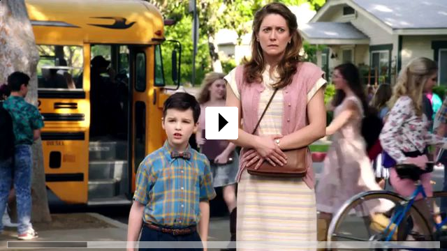 Zum Video: Young Sheldon