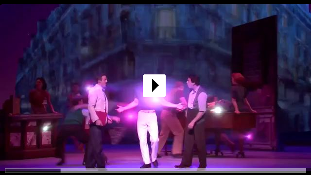 Zum Video: An American in Paris - The Musical
