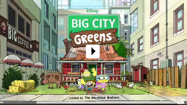 Zum Video: Big City Greens