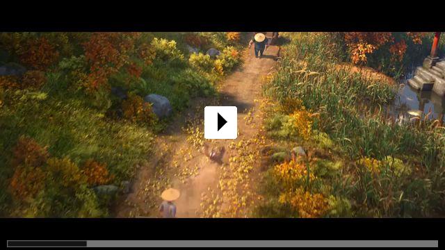 Zum Video: Gans im Glück