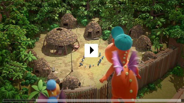 Zum Video: Der kleine Drache Kokosnuss - Auf in den Dschungel!