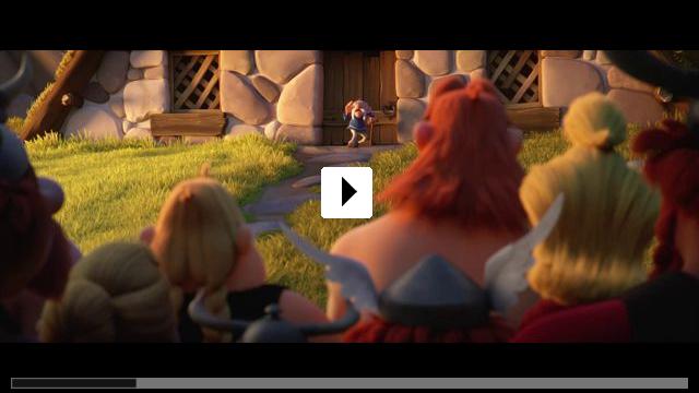 Zum Video: Asterix und das Geheimnis des Zaubertranks