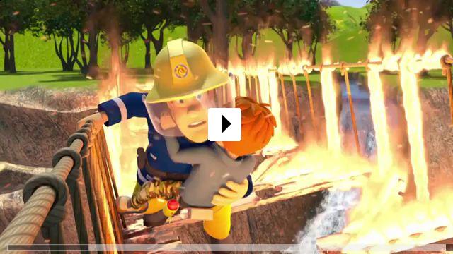 Zum Video: Feuerwehrmann Sam - Plötzlich Filmheld!