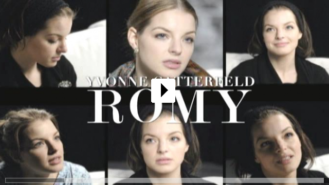 Zum Video: Eine Frau wie Romy