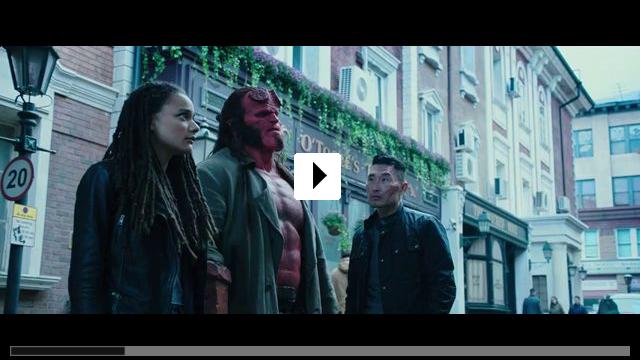 Zum Video: Hellboy - Call of Darkness