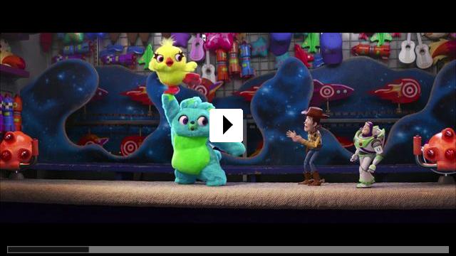 Zum Video: Toy Story 4: Alles hört auf kein Kommando