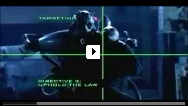 Zum Video: Robocop - Prime Directives