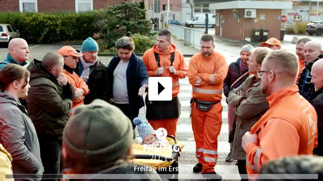 Zum Video: Die Drei von der Müllabfuhr