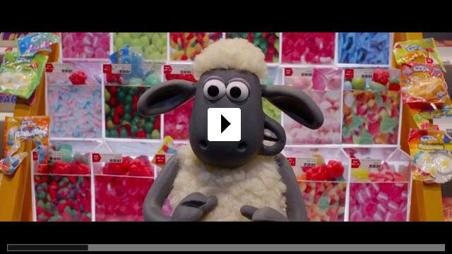 Zum Video: Shaun das Schaf - Der Film: UFO-Alarm