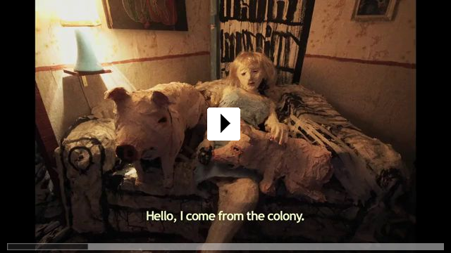 Zum Video: La Casa Lobo - Das Wolfshaus