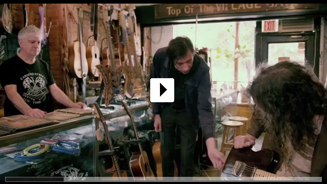 Zum Video: Carmine Street Guitars