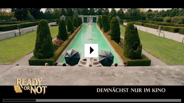 Zum Video: Ready or Not - Auf die Plätze, Feritg, Tot