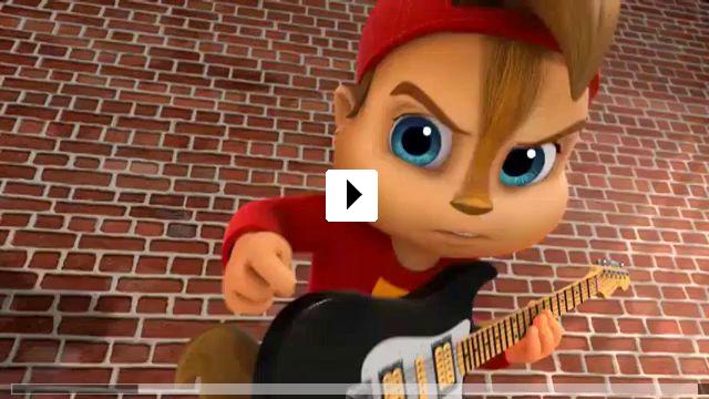 Zum Video: Alvinnn!!! und die Chipmunks