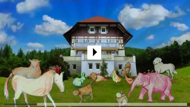 Zum Video: Tiere bis unters Dach