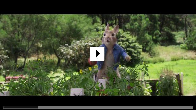 Zum Video: Peter Hase 2 - Ein Hase macht sich vom Acker