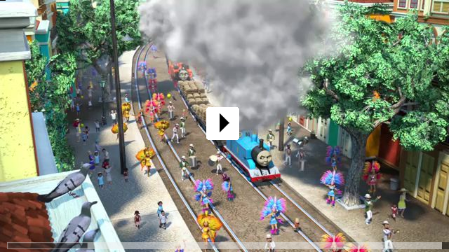Zum Video: Thomas und seine Freunde - Große Welt! Große Abenteuer!