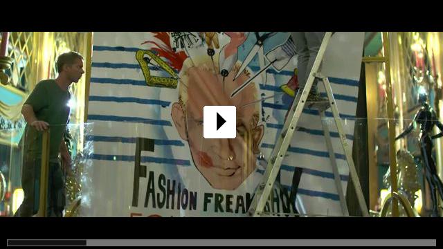 Zum Video: Jean Paul Gaultier: Freak and Chic