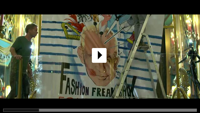 Zum Video: Jean Paul Gaultier: Freak and Chic