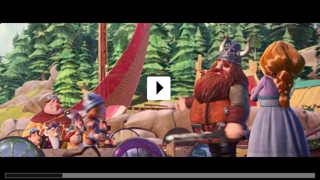 Zum Video: Wickie und die starken Männer - Das magische Schwert