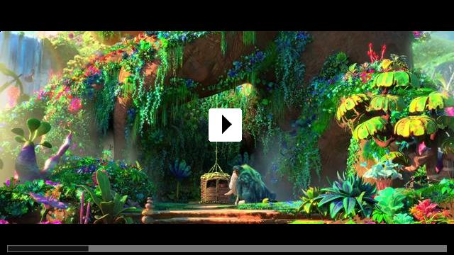 Zum Video: Die Croods - Alles auf Anfang