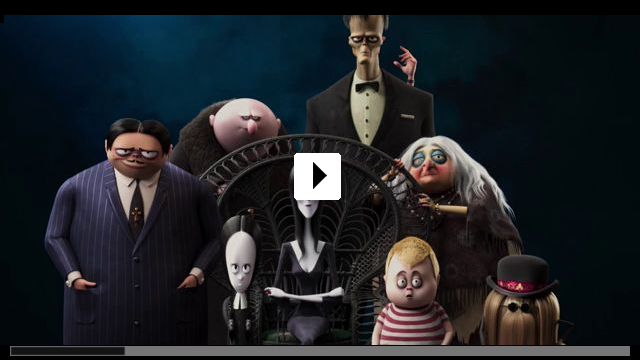 Zum Video: Die Addams Family 2