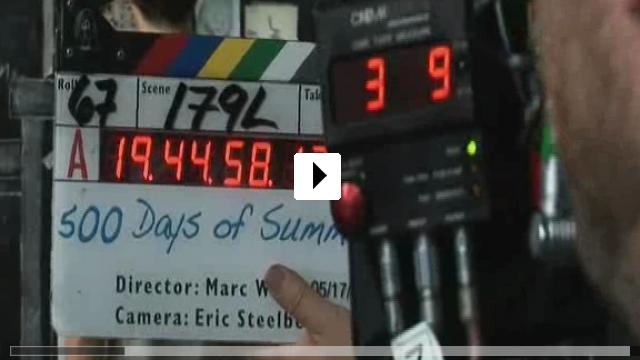 Zum Video: (500) Days of Summer