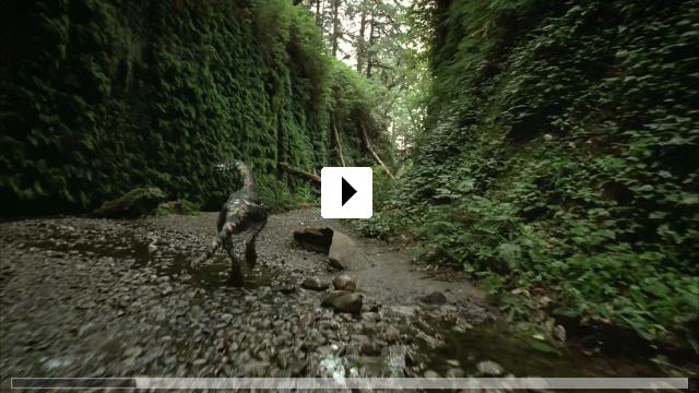 Zum Video: Dinosaurier Live 3D - Kinotrailer