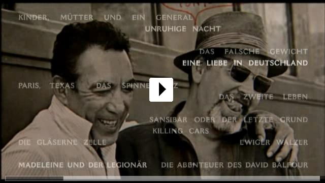 Zum Video: Verstörung - und eine Art von Poesie. Die Filmlegende...Wicki