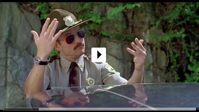 Zum Video: Super Troopers - Die Superbullen