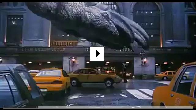 Zum Video: Godzilla