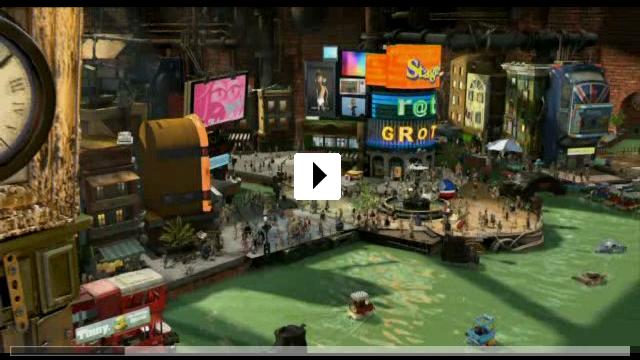 Zum Video: Flutsch Und Weg
