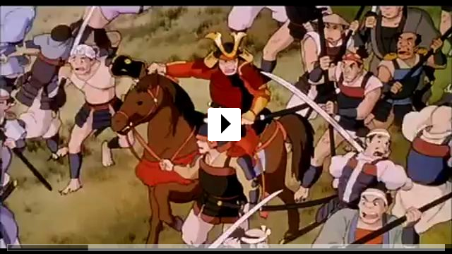 Zum Video: Prinzessin Mononoke