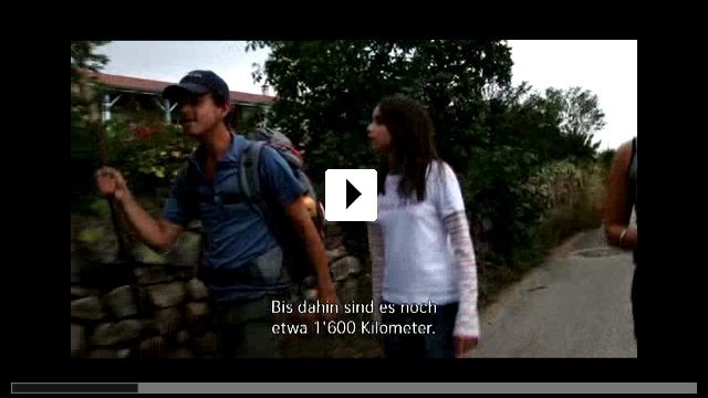 Zum Video: Zu Fuss nach Santiago de Compostela