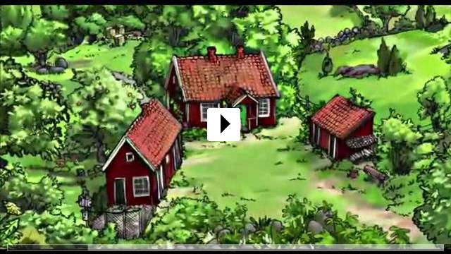 Zum Video: Kuddelmuddel bei Pettersson & Findus