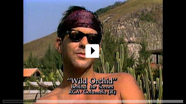 Zum Video: Wilde Orchidee