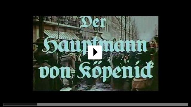Zum Video: Der Hauptmann von Köpenick