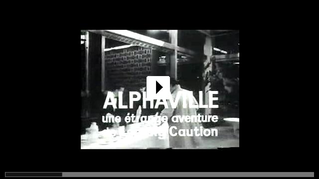 Zum Video: Jean-Luc Godard: Alphaville