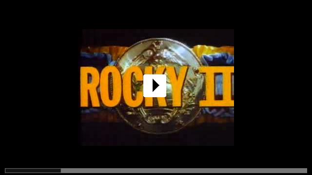 Zum Video: Rocky III - Das Auge des Tigers