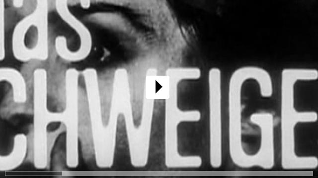 Zum Video: Das Schweigen