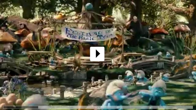 Zum Video: Die Schlümpfe