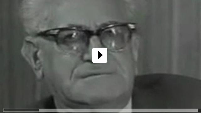 Zum Video: Fritz Bauer - Tod auf Raten