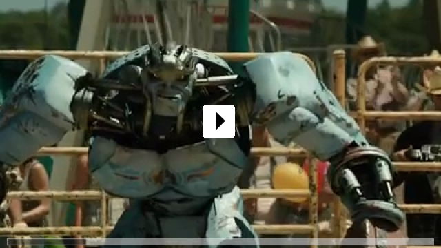 Zum Video: Real Steel