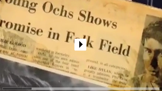 Zum Video: Phil Ochs: There But for Fortune