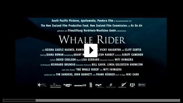 Zum Video: Whale Rider