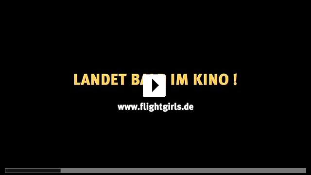 Zum Video: Flight Girls - Blondinen im Anflug