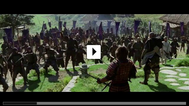 Zum Video: The Last Samurai