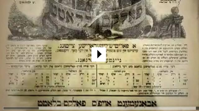 Zum Video: Sholem Aleichem: Laughing in the Darkness