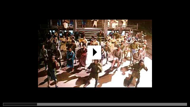 Zum Video: Zatoichi
